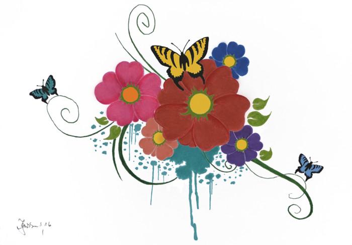 kwiaty 1 strona moja